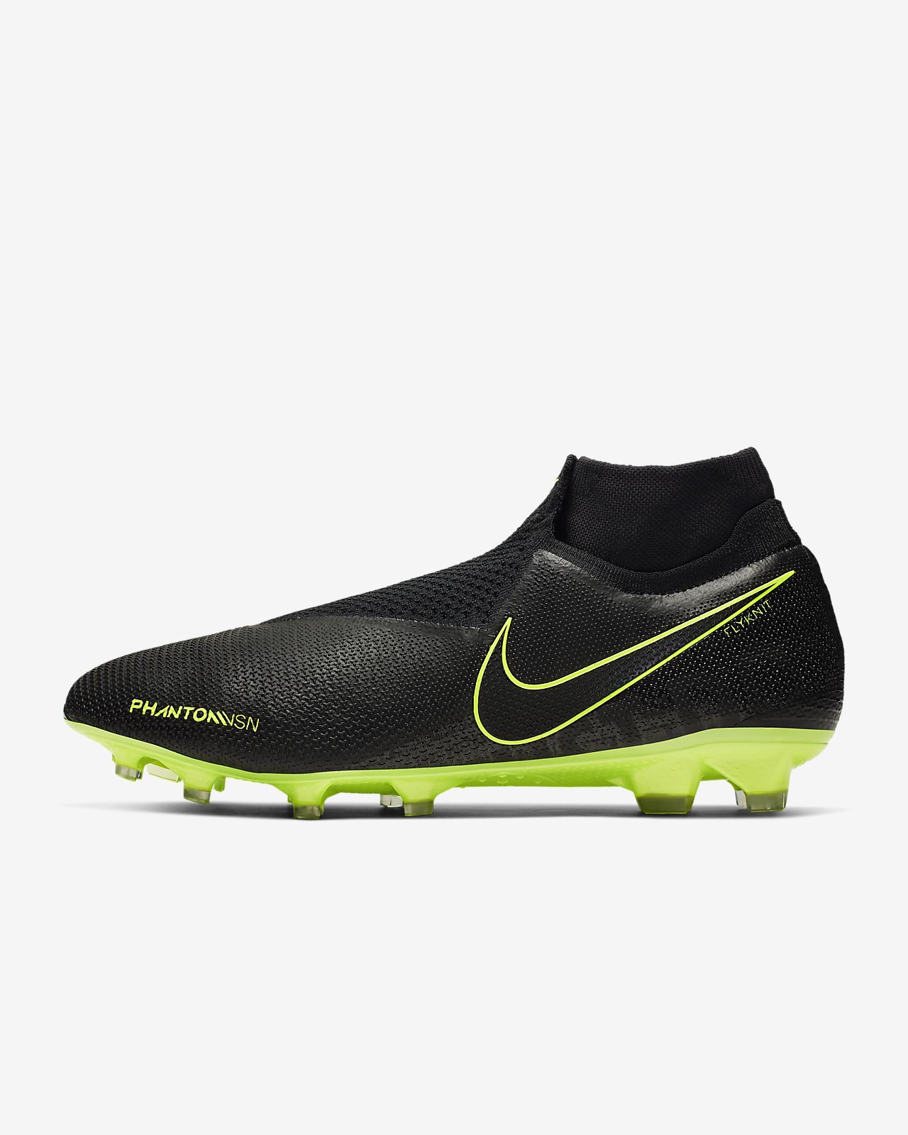 7b5fa4d2a Nike Phantom Vision Elite Dynamic Fit FG Firm-Ground Soccer Cleat ...