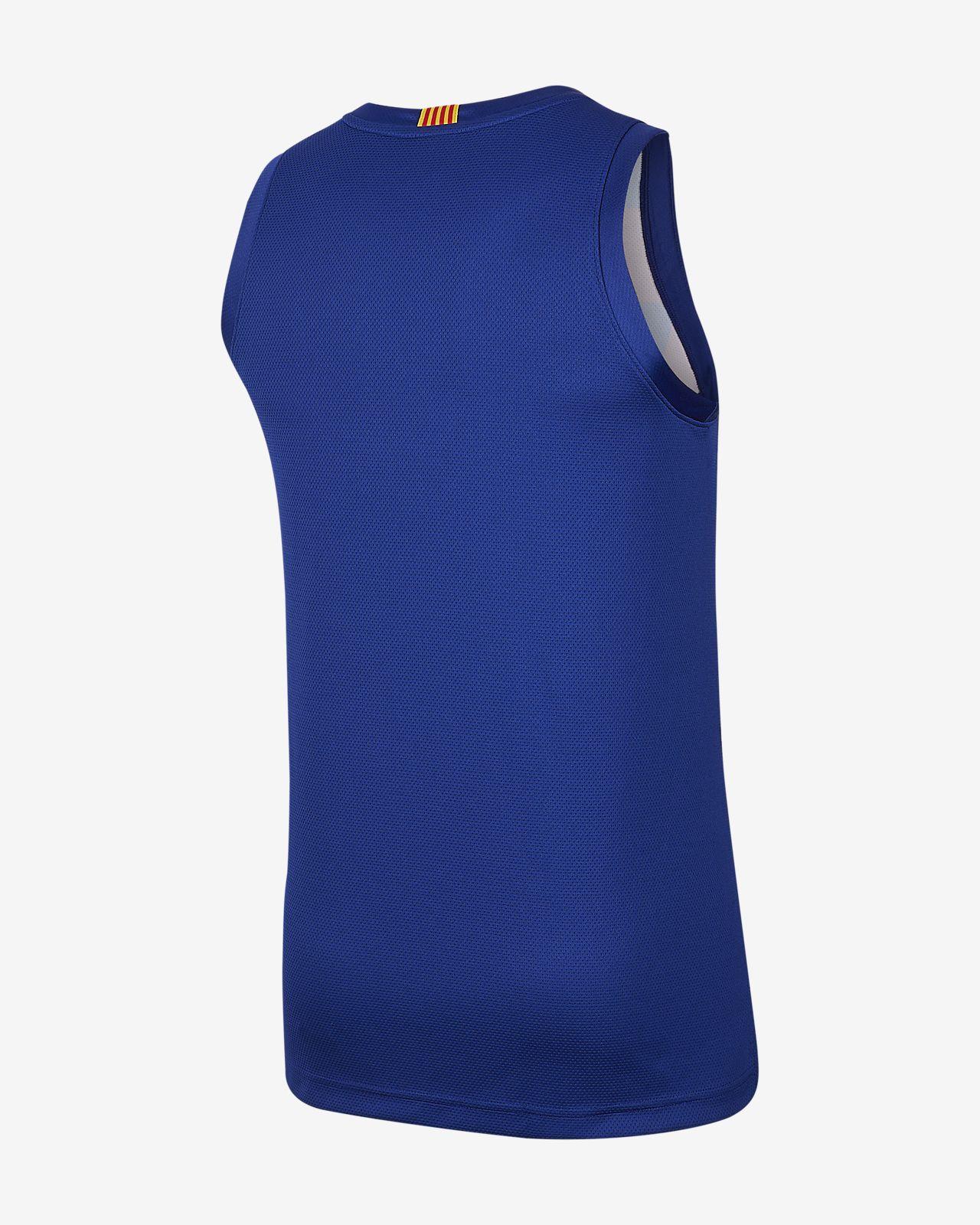best loved 3754e c4557 FC Barcelona Men's Replica Home Jersey