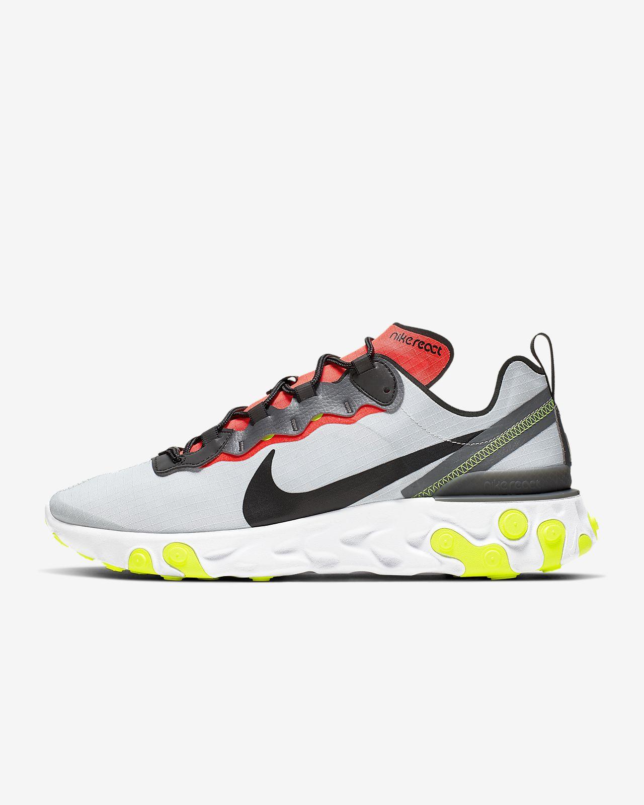 más barato zapatos casuales diferentemente Nike React Element 55 SE Men's Shoe