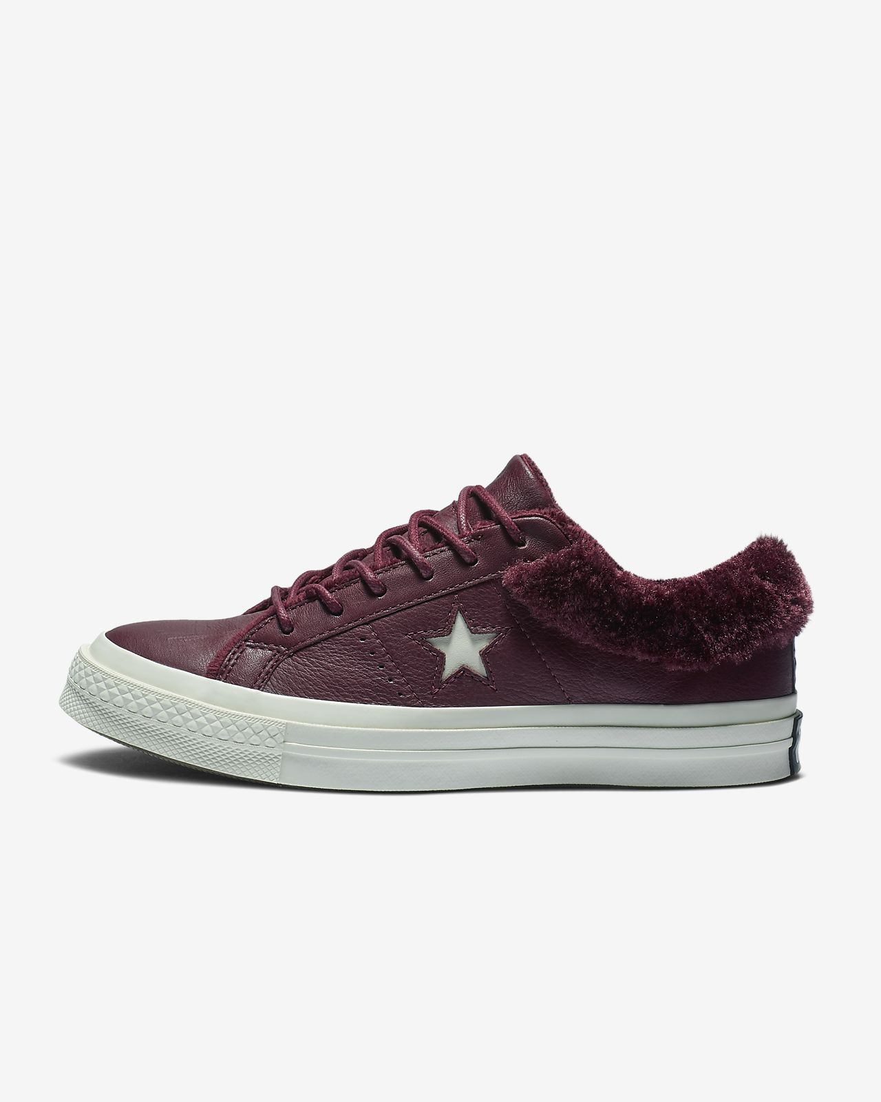 Converse One Star Street Warmer Leather Low Top  Women's Boot