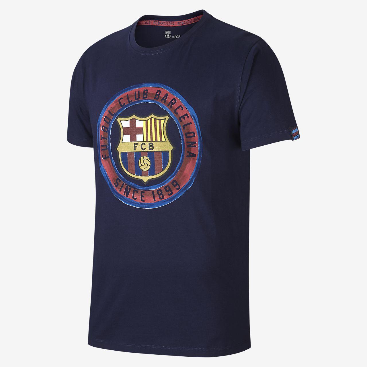 T shirt FC Barcelona Uomo