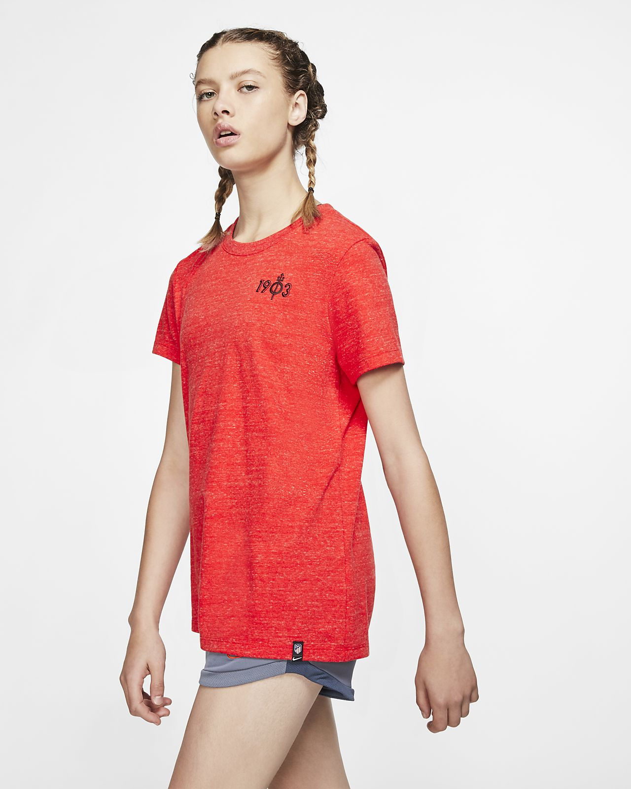 Atlético de Madrid Damen-T-Shirt