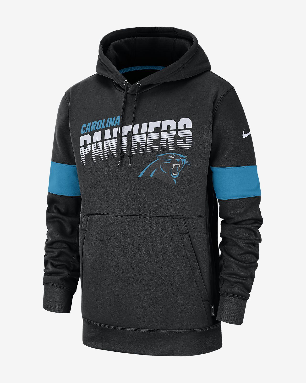 Nike Therma (NFL Panthers) Men's Hoodie