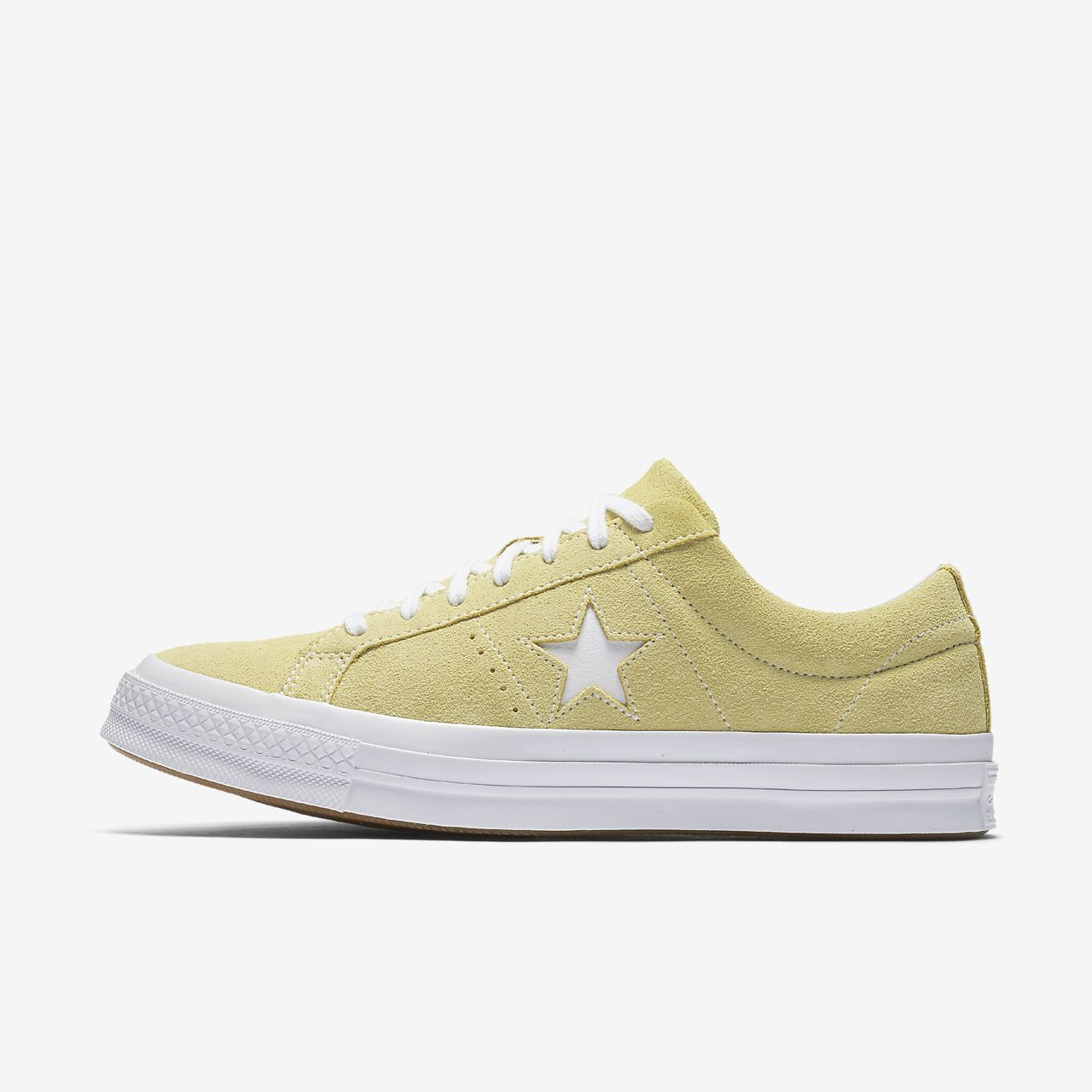 Converse One Star Classic Suede Low Top Unisex Shoe