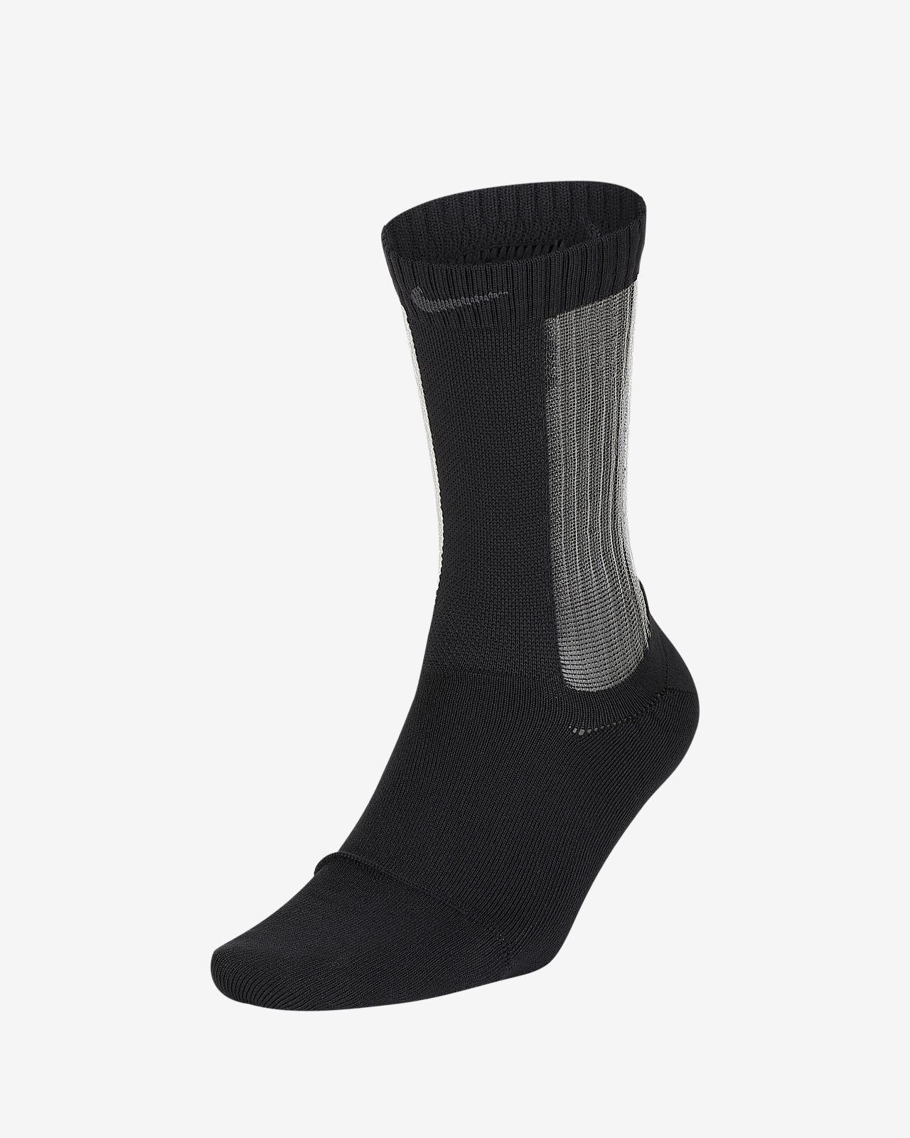 Dámské průsvitné kotníkové ponožky Nike Air