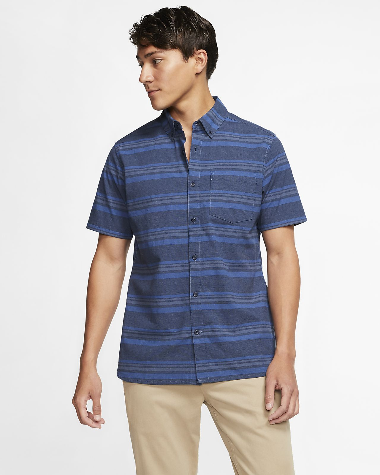 Hurley Outlaw Stretch Men's Short-Sleeve Top