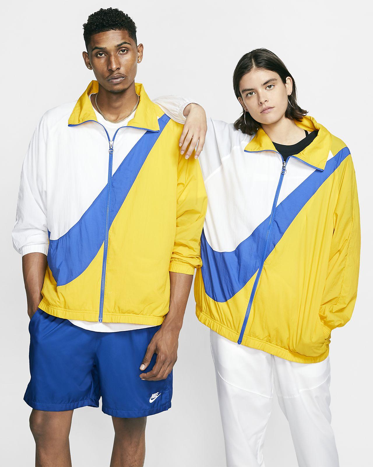Nike Sportswear szőtt Swoosh kabát