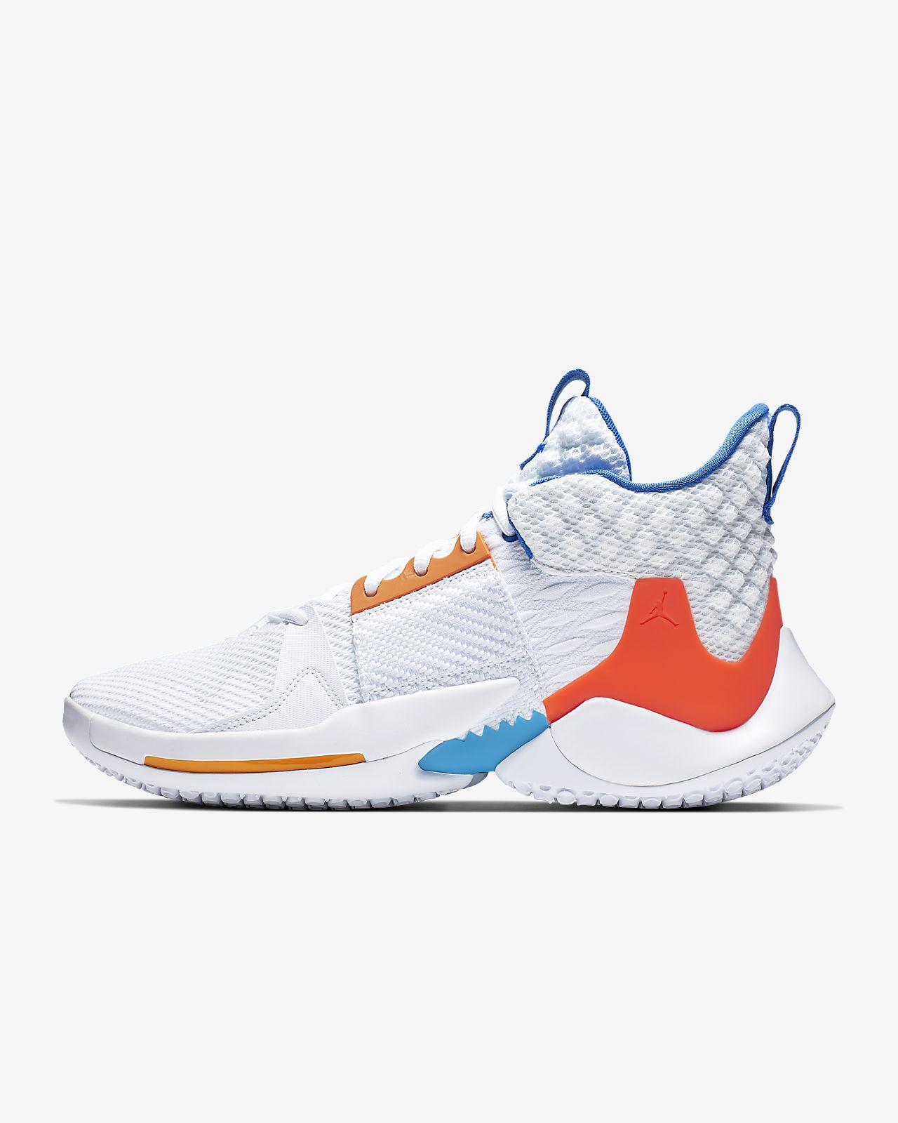 """Jordan """"Why Not?"""" Zer0.2 Basketbol Ayakkabısı"""