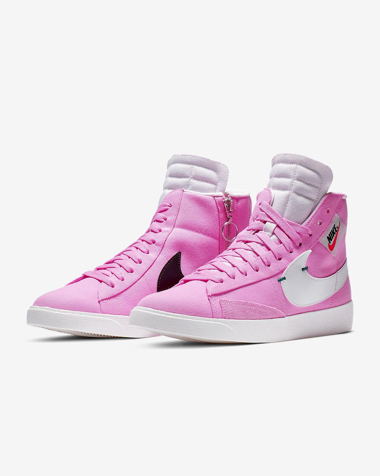 Nike W Blazer Mid Rebel Scarpe da Basket Donna