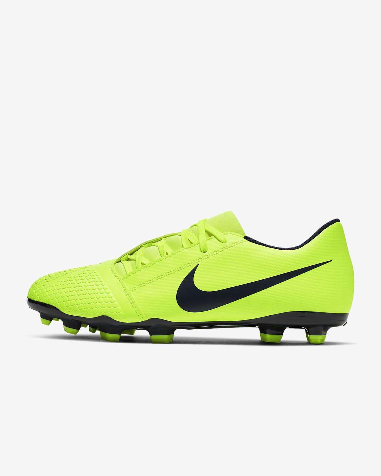 Chaussure de football à crampons pour terrain sec Nike PhantomVNM Club FG