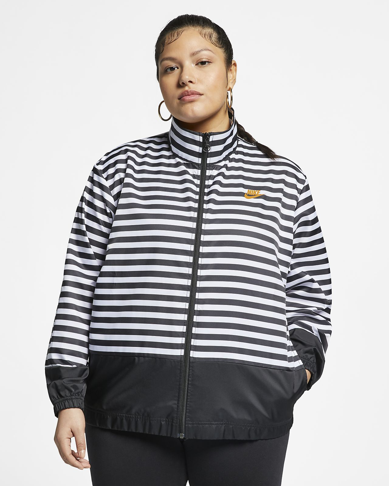 Giacca in woven Nike Sportswear (Plus Size) - Donna