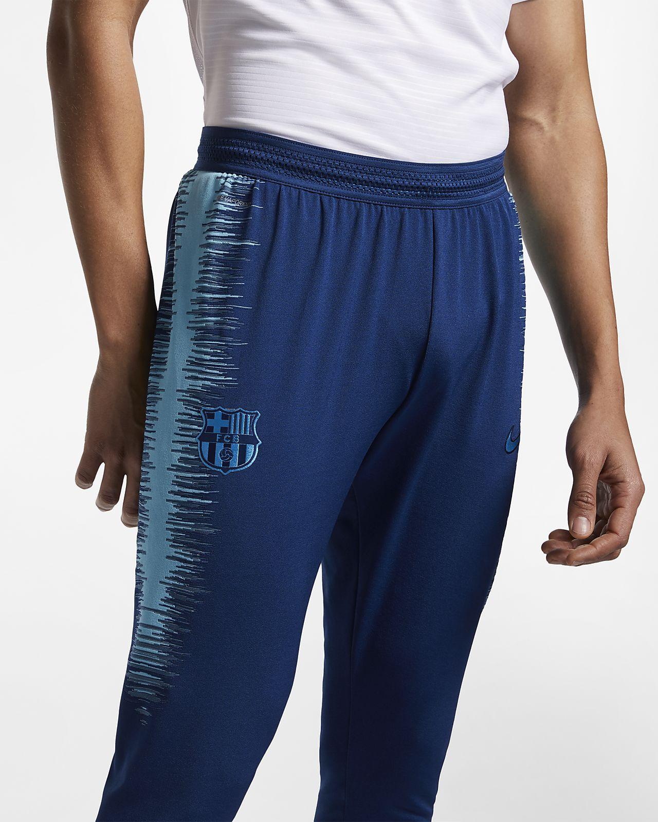 51c947e29052a FC Barcelona VaporKnit Strike Men s Football Pants. Nike.com ZA