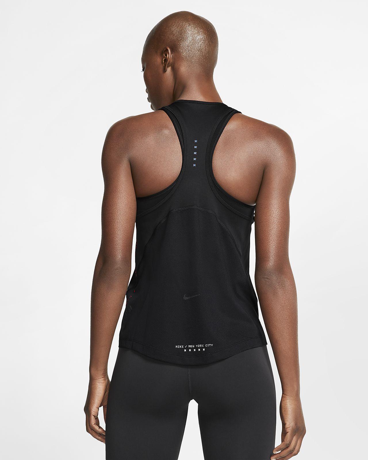 Nike Miler NYC Women's Running Tank