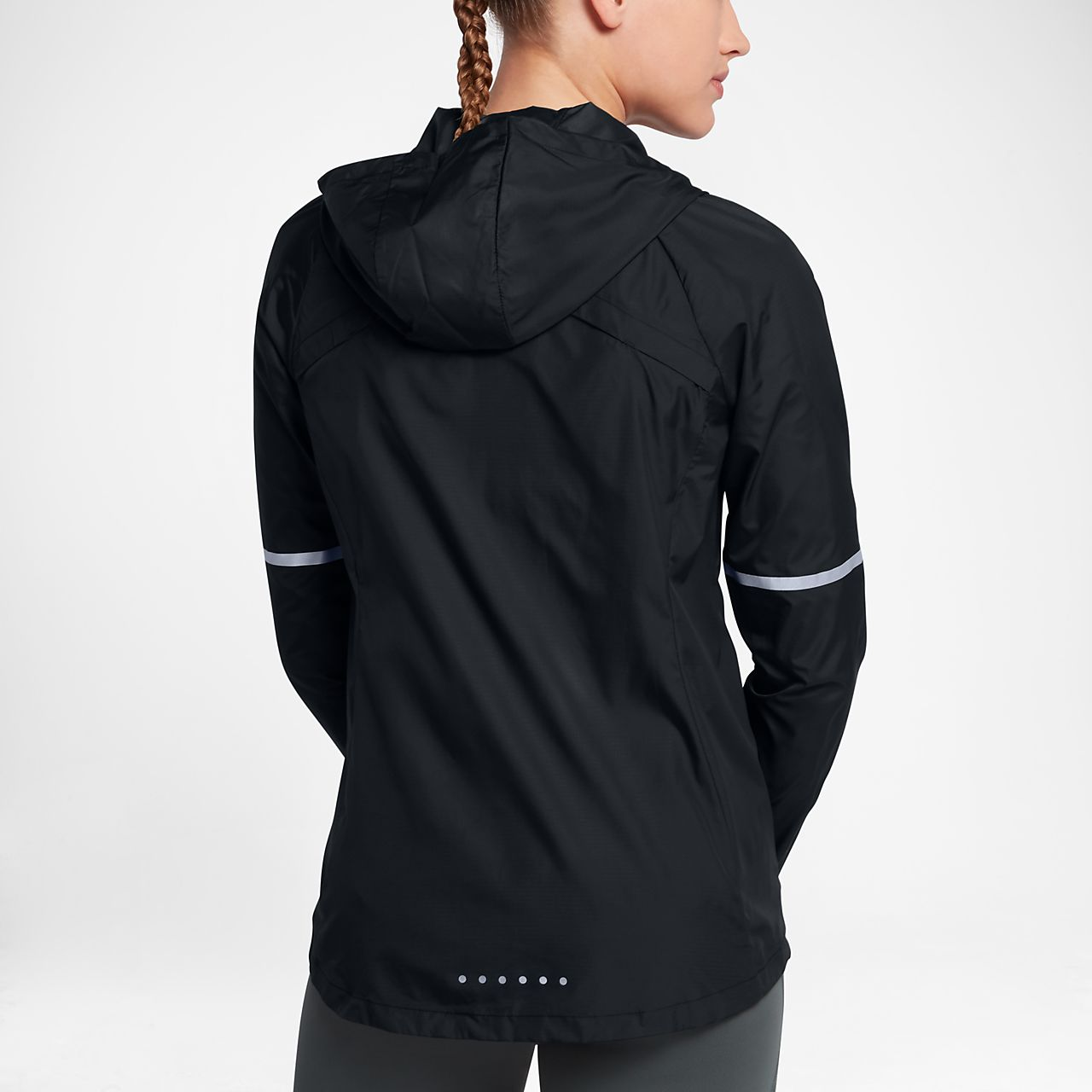 veste de running nike shield pour femme fr. Black Bedroom Furniture Sets. Home Design Ideas