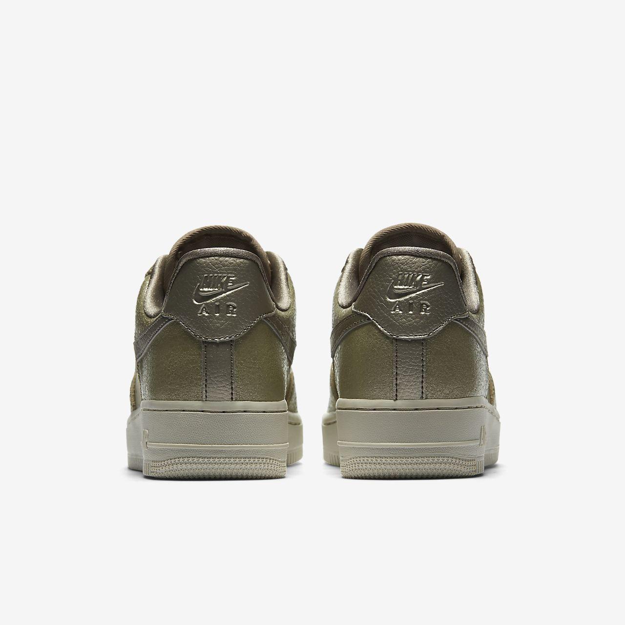 Nike Air Force 1 Low verde