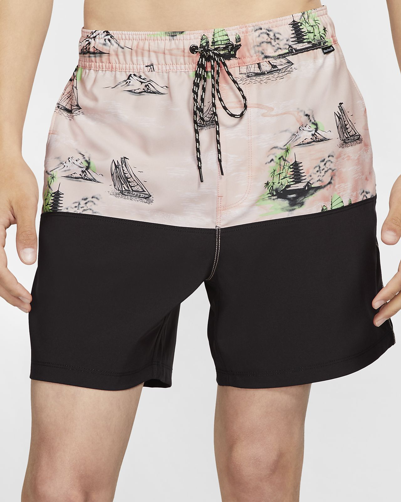 Boardshort Hurley Eastern Seas Volley 43 cm pour Homme