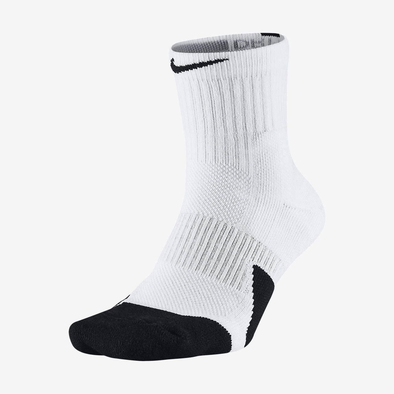 Nike Dry Elite 1.5 Mid Basketball Socks. Nike.com 4074abcc66f0