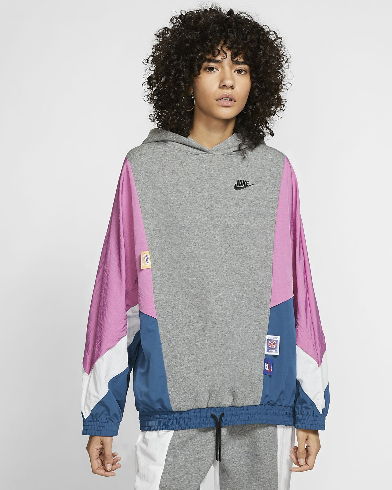 Felpa Nike Court Pull Over inverno Donna Tennis Warehouse