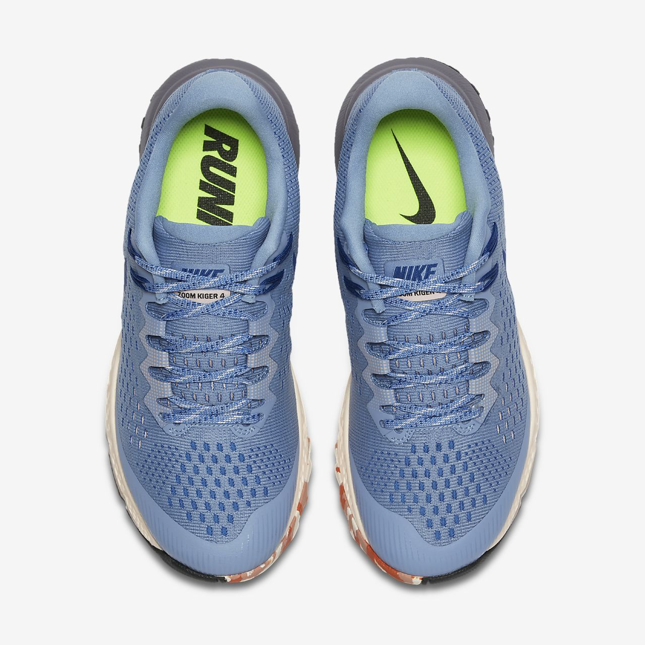 39582722496 Sports   Outdoors Nike Air Zoom Terra Kiger 4 Mens Running Shoe