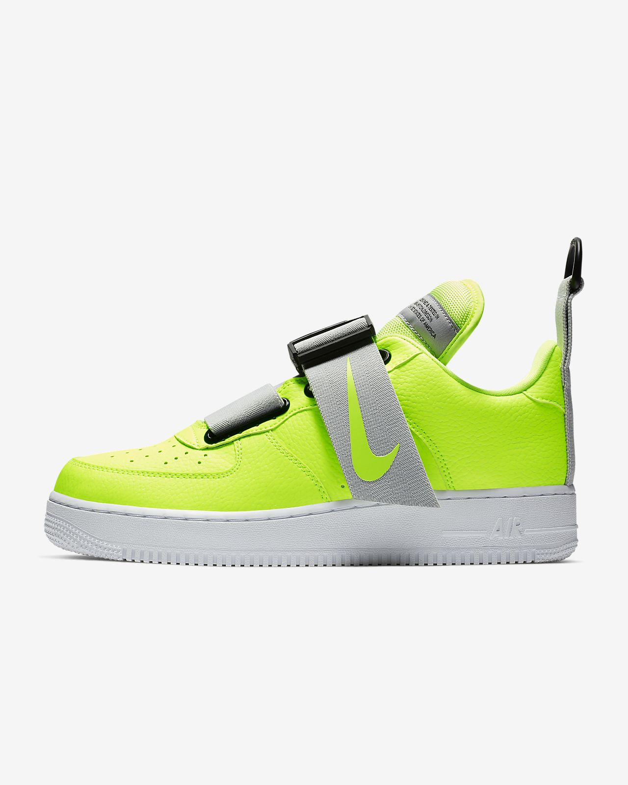 pretty nice official images shop best sellers Nike Air Force 1 Utility Men's Shoe
