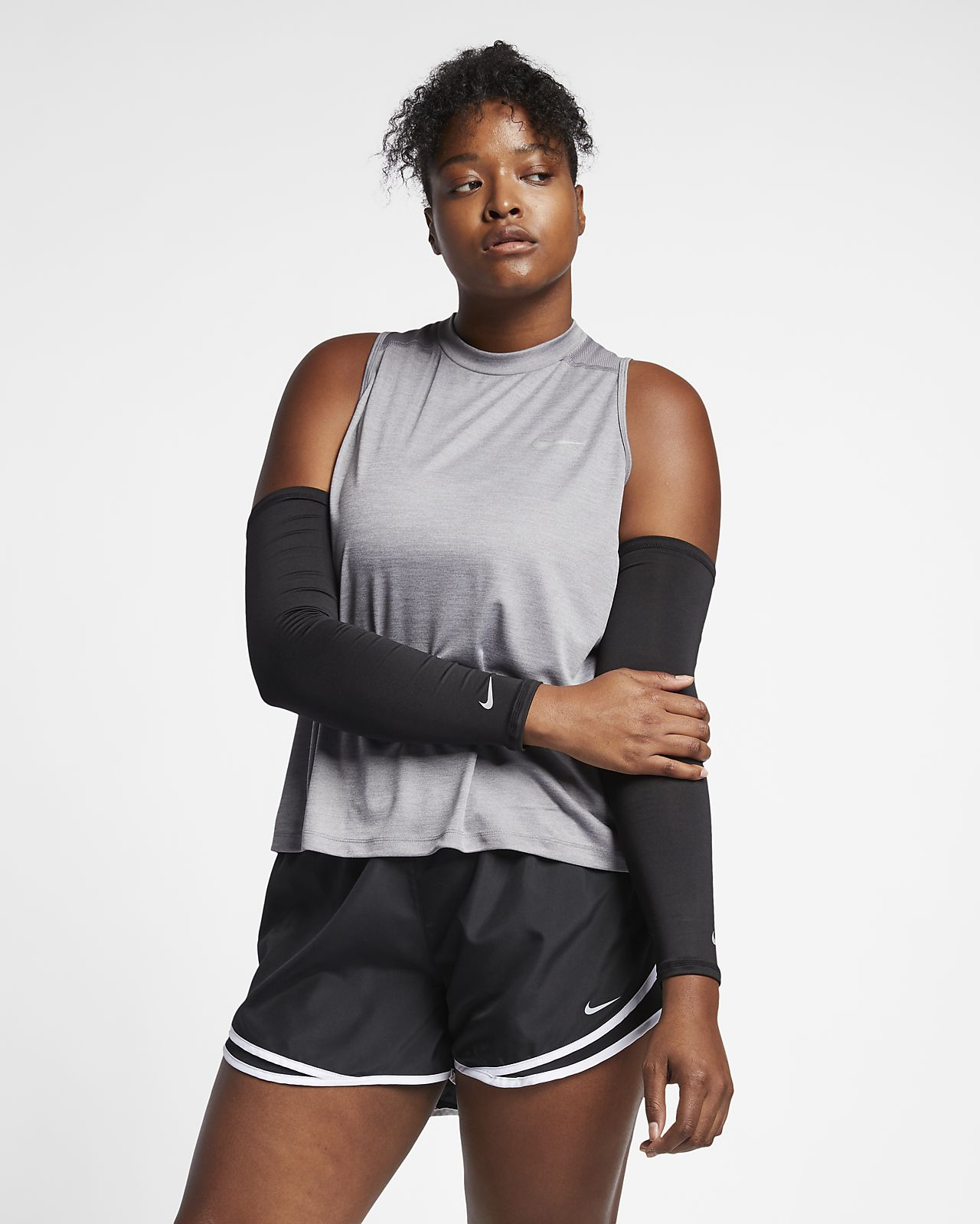 Nike Miler Lauf-Tanktop für Damen (große Größe)