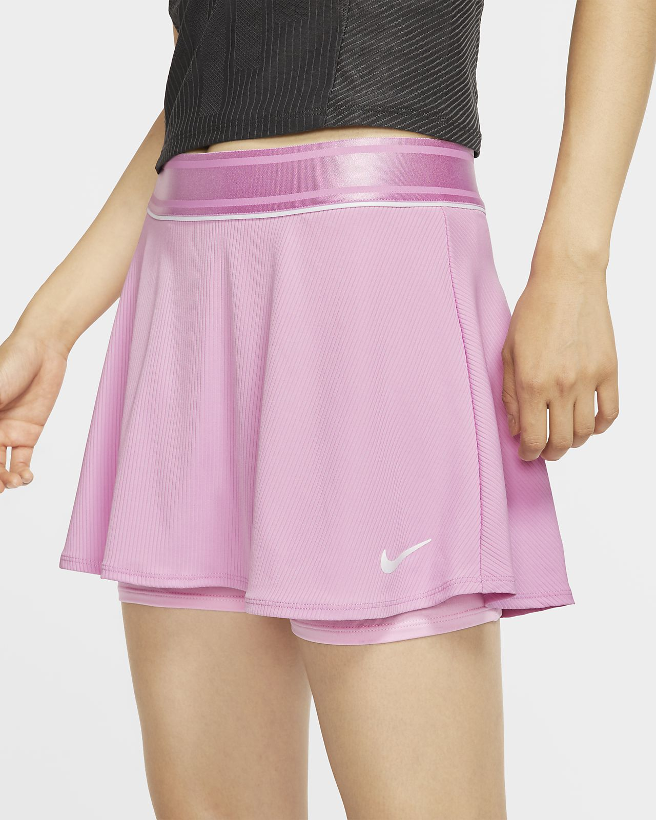 NikeCourt Dri-FIT tennisskjørt for dame