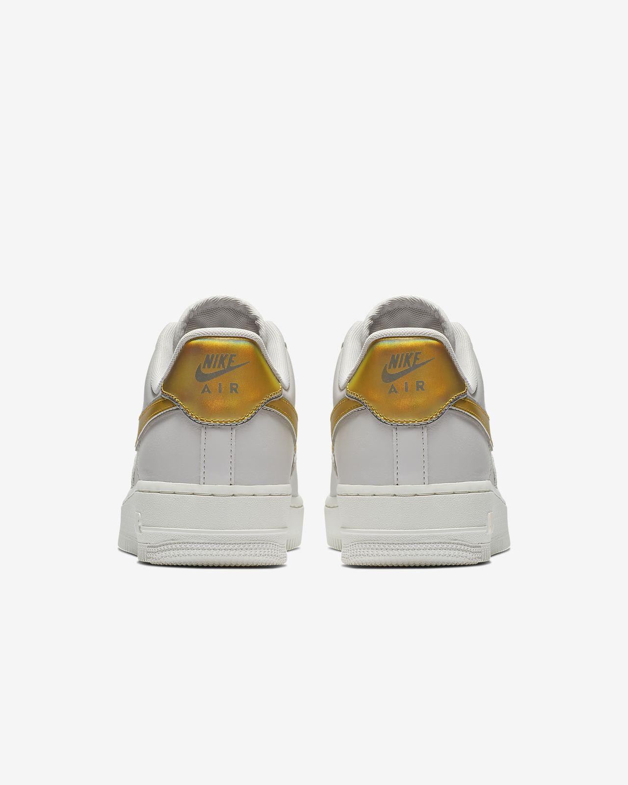 promo code d33a9 d2958 ... Nike Air Force 1  07 Metallic Women s Shoe