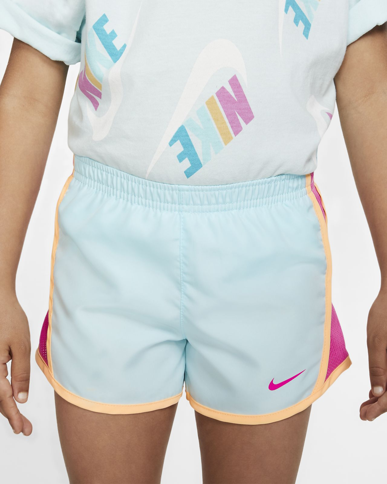 Nike Dri-FIT Tempo Little Kids' Running Shorts