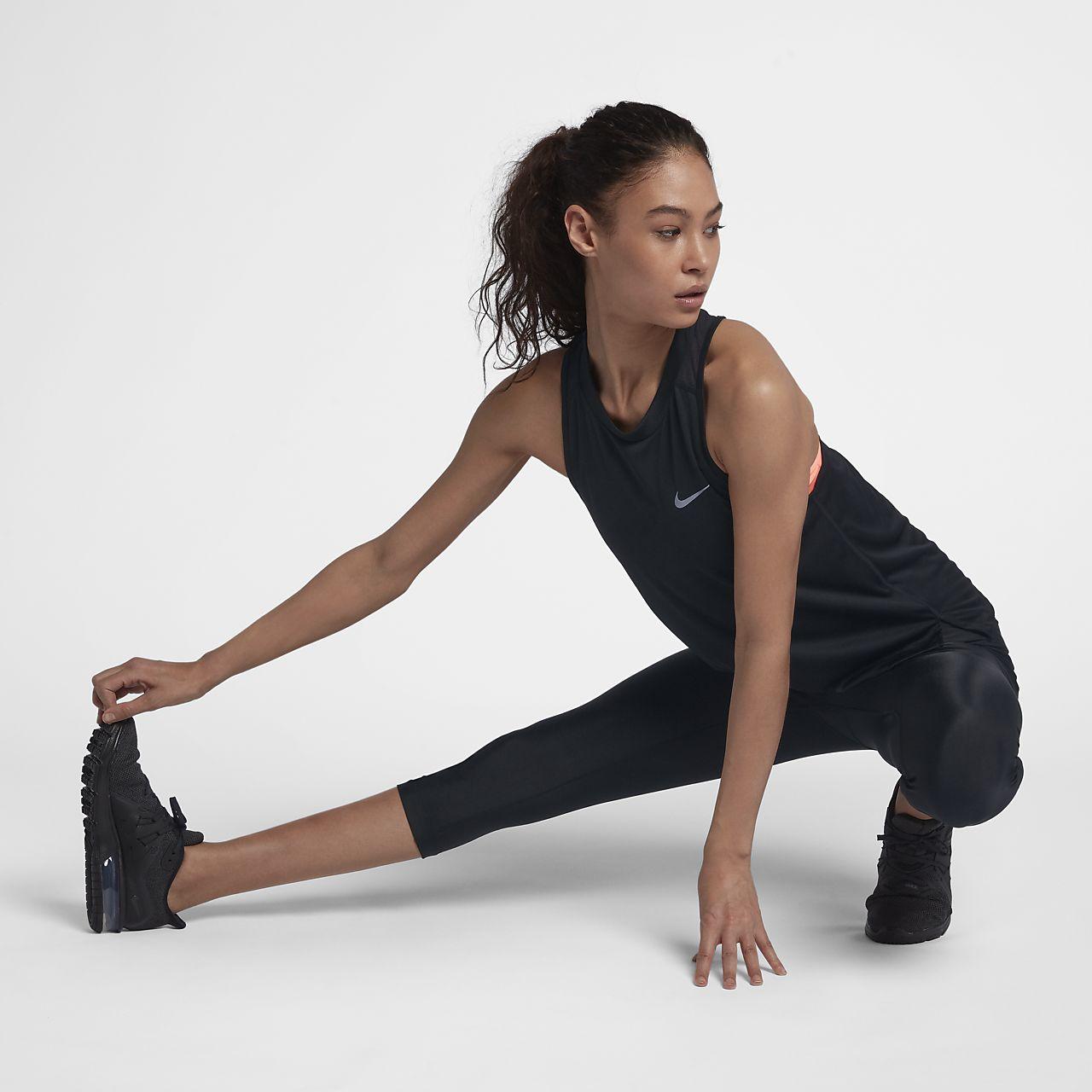 0d36ea413b111 Nike Miler Women s Running Tank. Nike.com GB