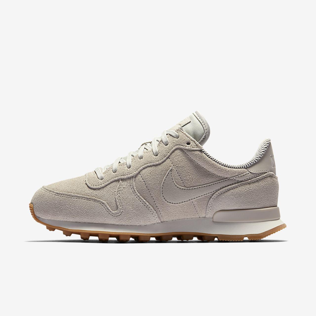 Nike Internationalist Kadın Pembe Ayakkabısı
