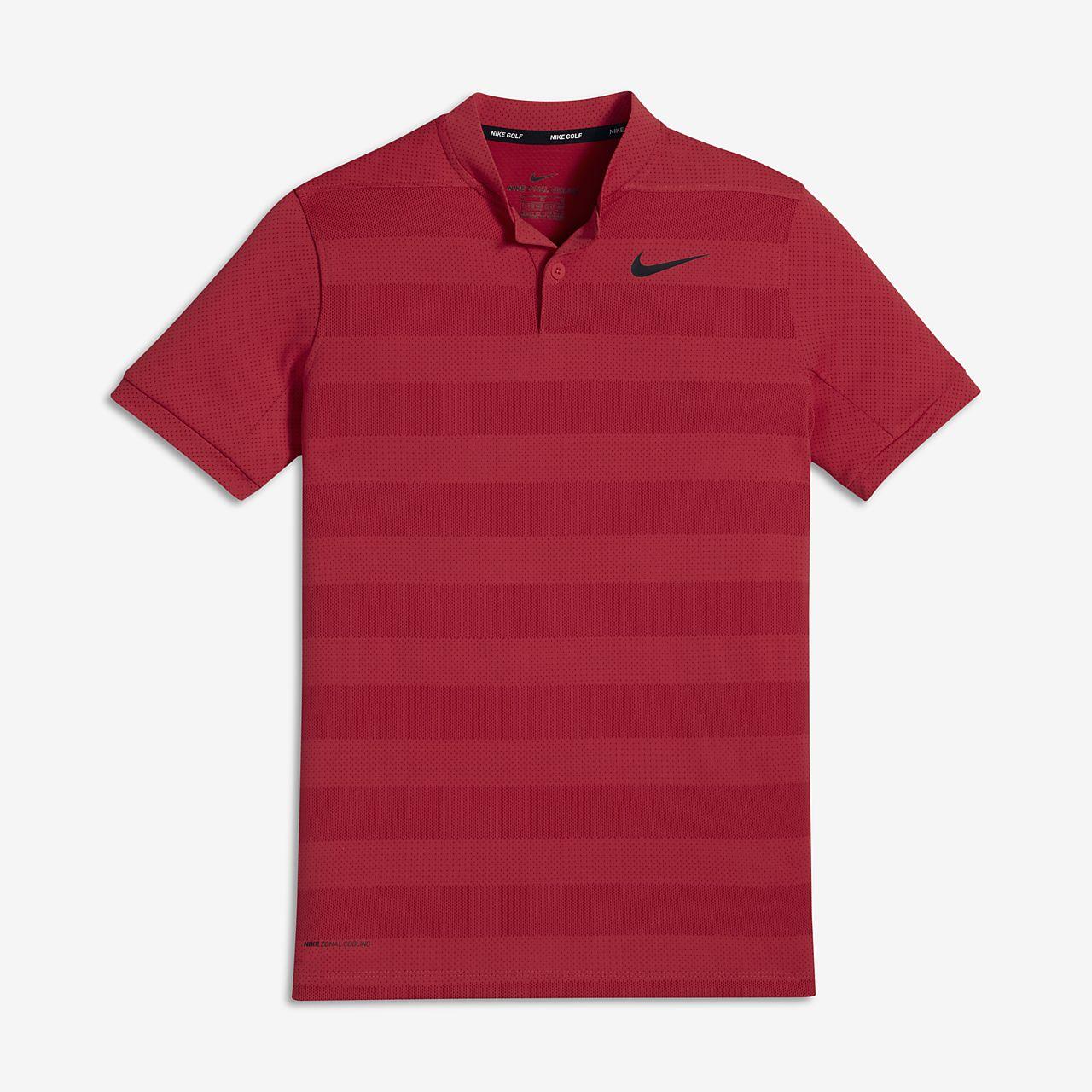 Nike Zonal Cooling Older Kids Boys Golf Polo Shirt Nike Com Gb