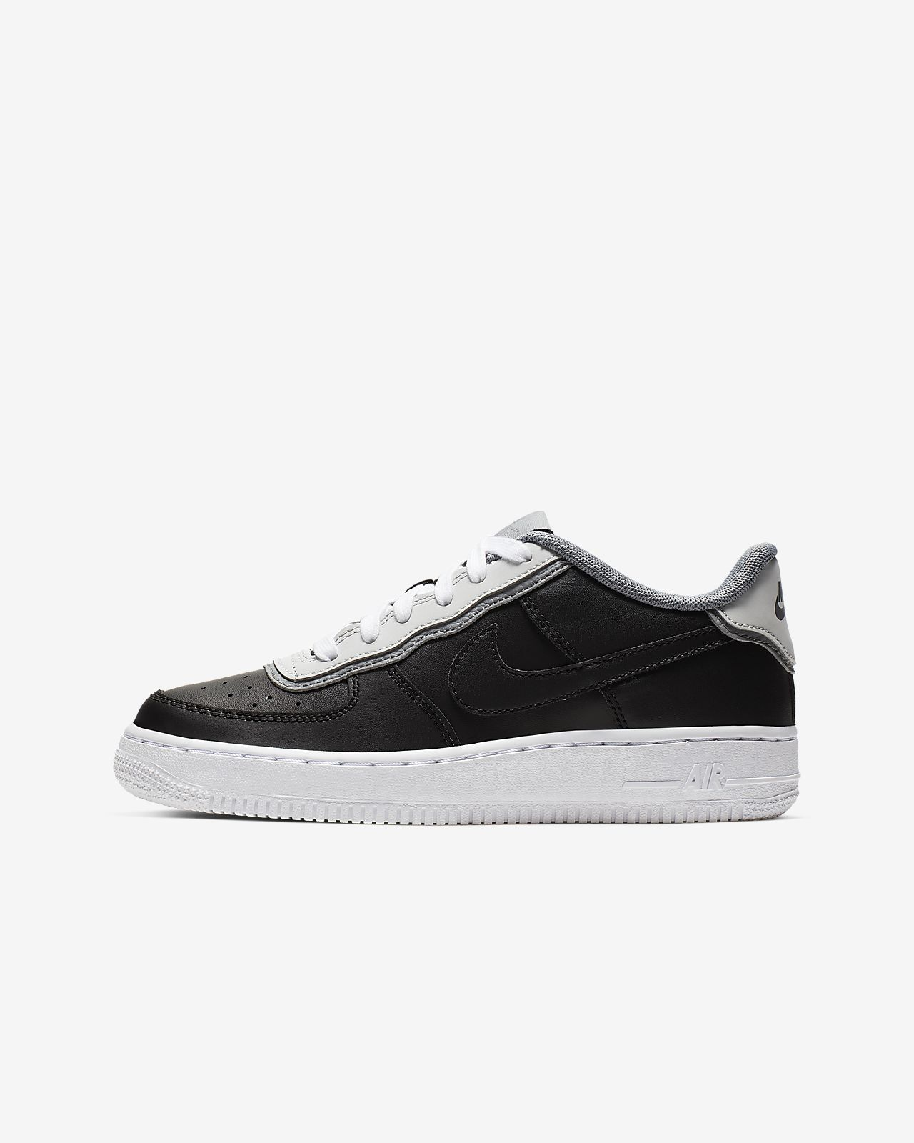 Nike Air Force 1 LV8 1 DBL Big Kids' Shoe