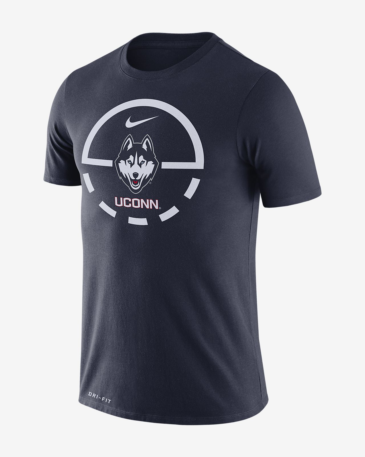 Nike College Dri-FIT Legend 2.0 (UConn) Men's T-Shirt