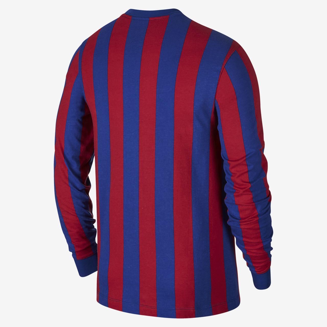 big sale 84963 c5794 FC Barcelona Men's Long-Sleeve T-Shirt
