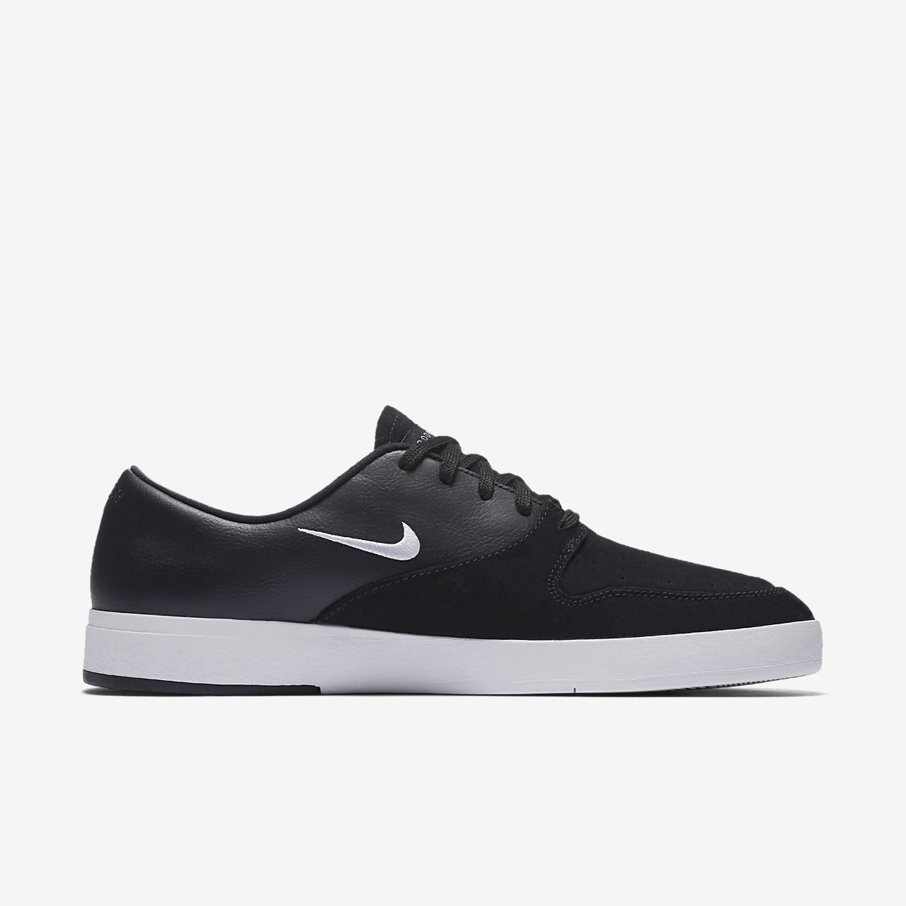 Nike SB Zoom Paul Rodriguez Ten Men's Skateboarding Shoes Black/White wZ3069S