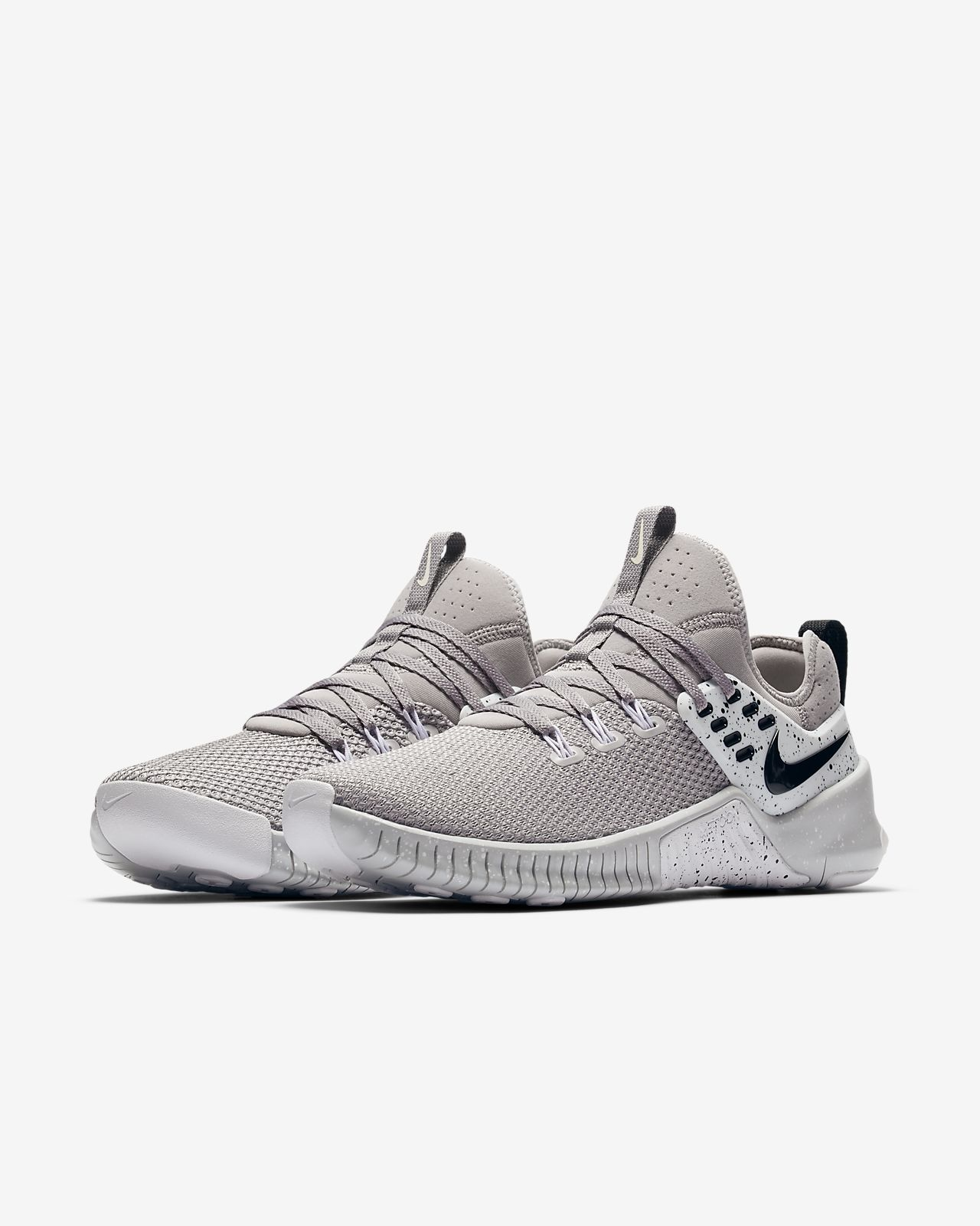 Nike Performance FREE METCON - Trainers - atmosphere grey/black/pure platinum ztta2ERE