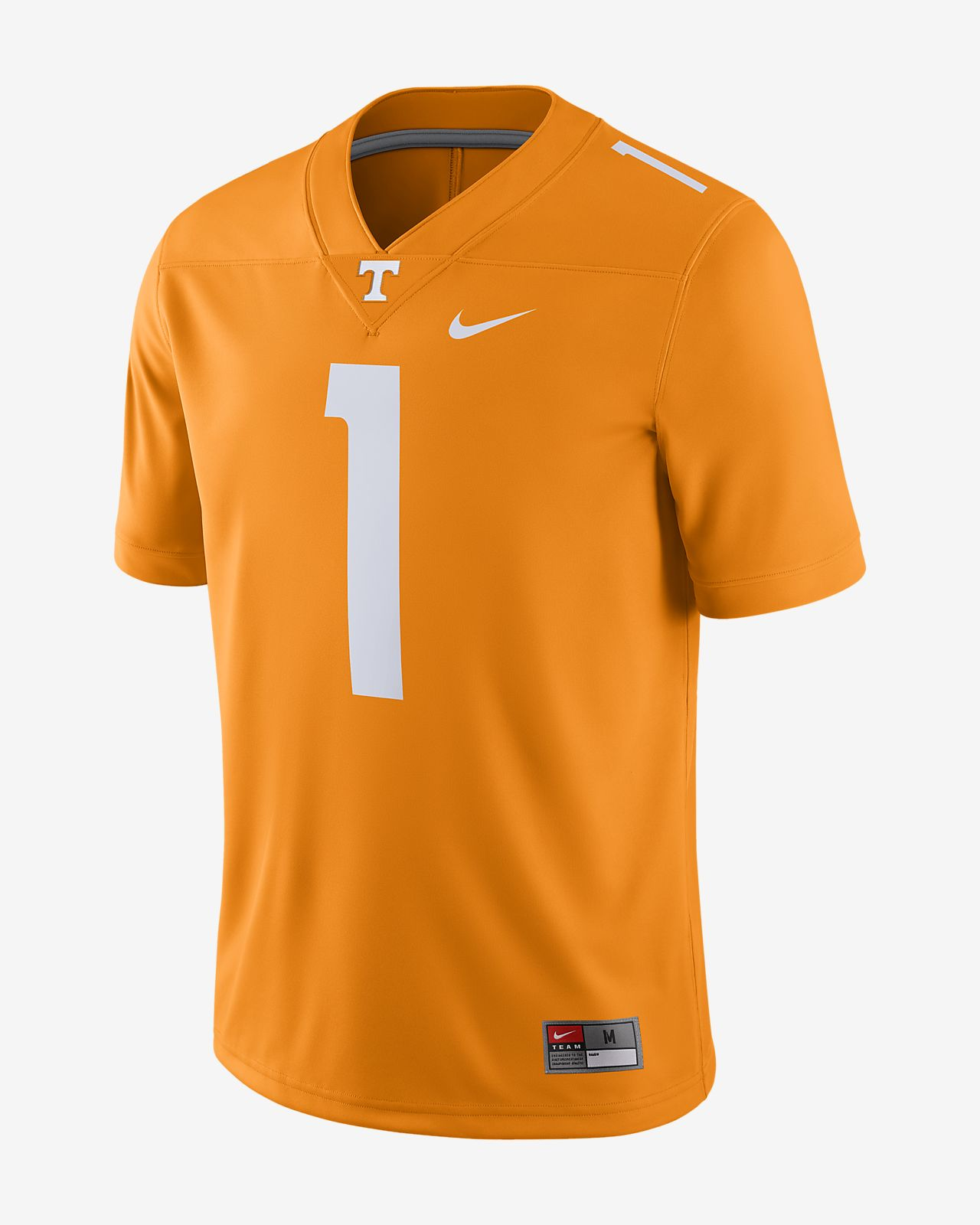 Nike College Dri-FIT Game (Tennessee) Men's Football Jersey