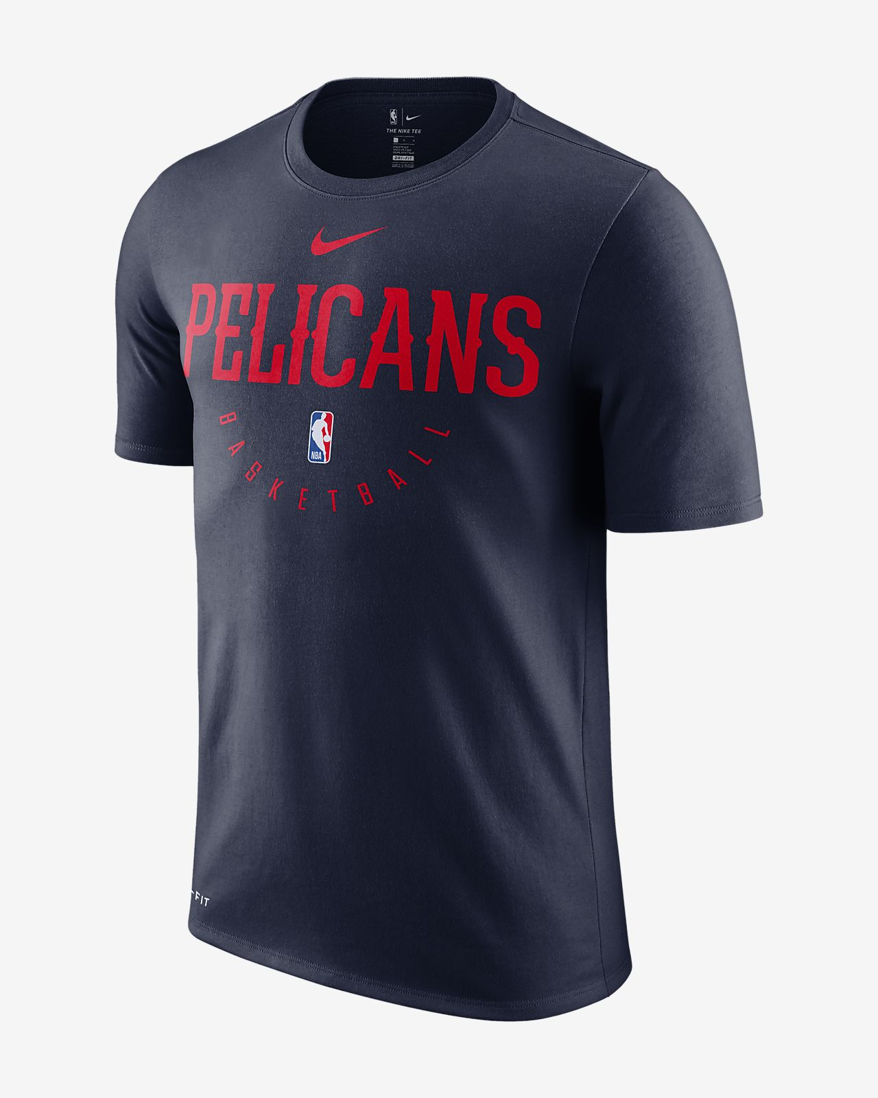New Orleans Pelicans Nike Dri-FIT Men's NBA T-Shirt
