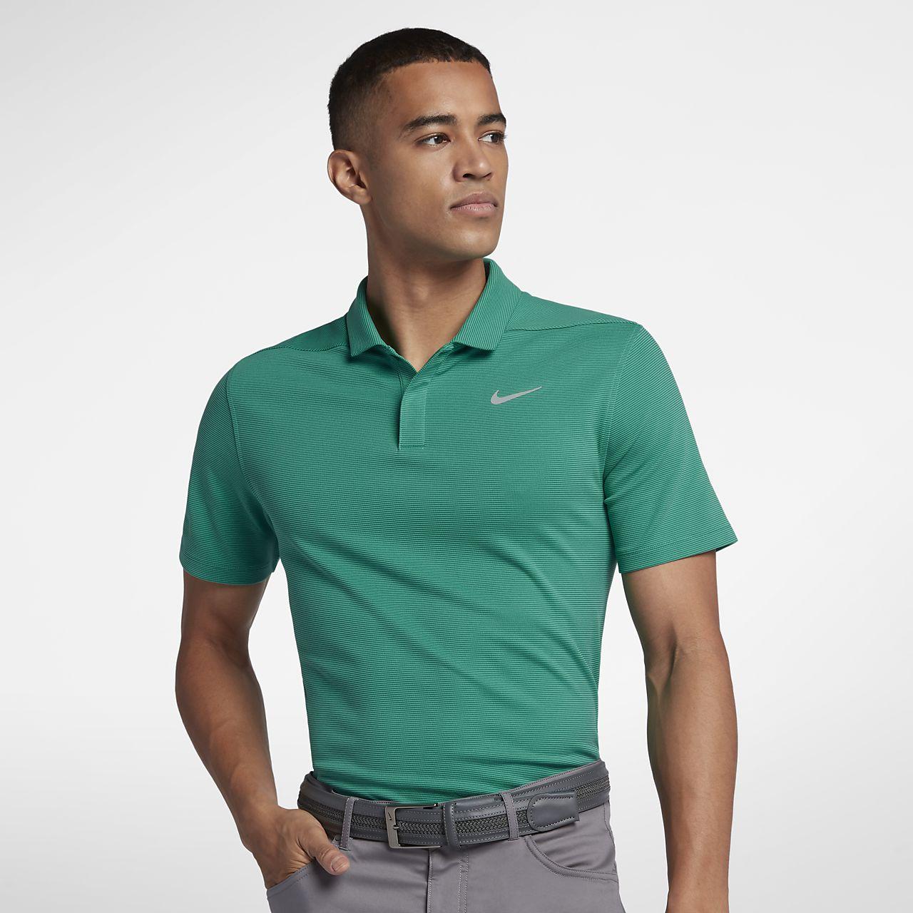 4484693e Nike AeroReact Victory Men's Golf Polo. Nike.com LU