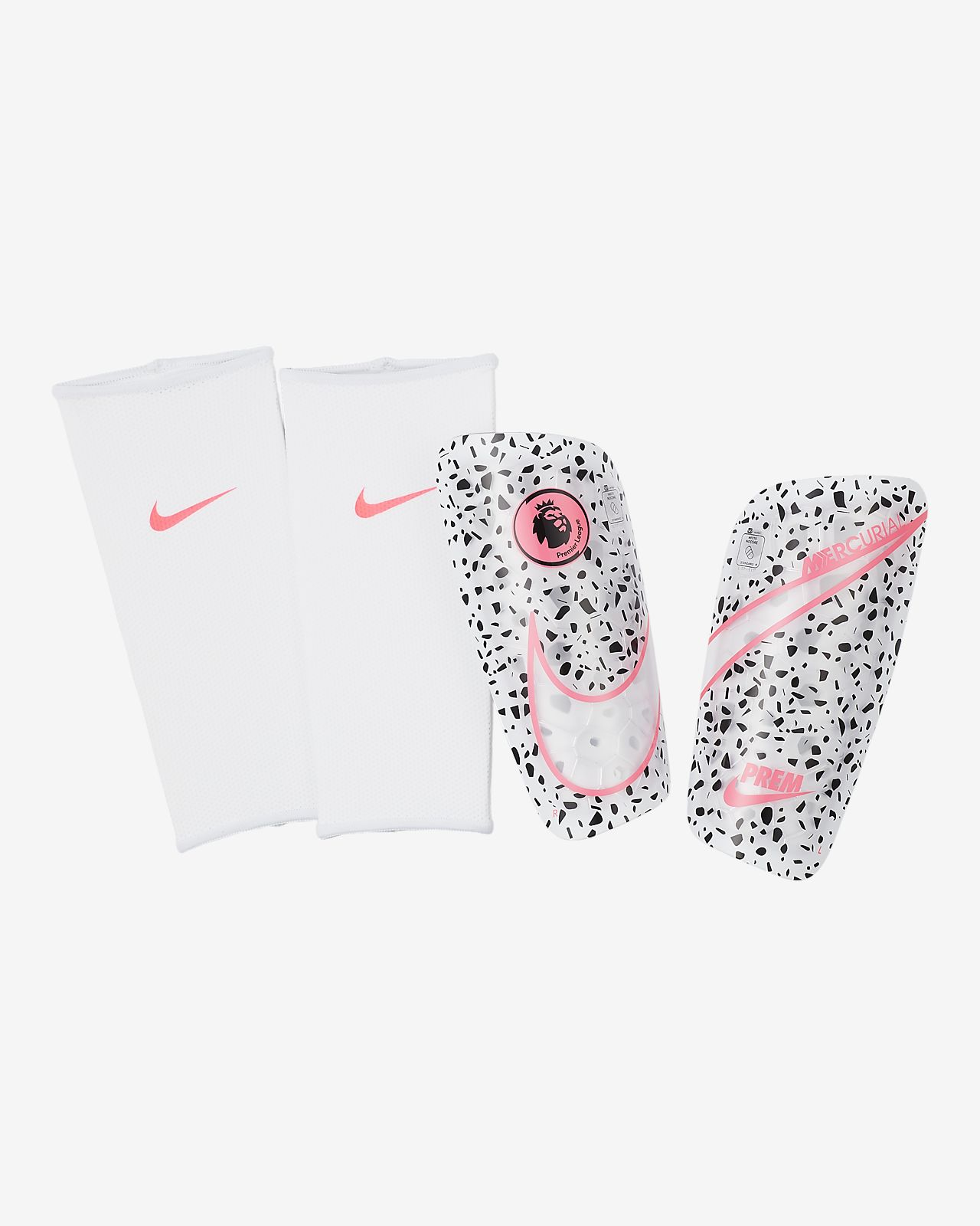 Nike Mercurial Lite Premier League Football Shinguards