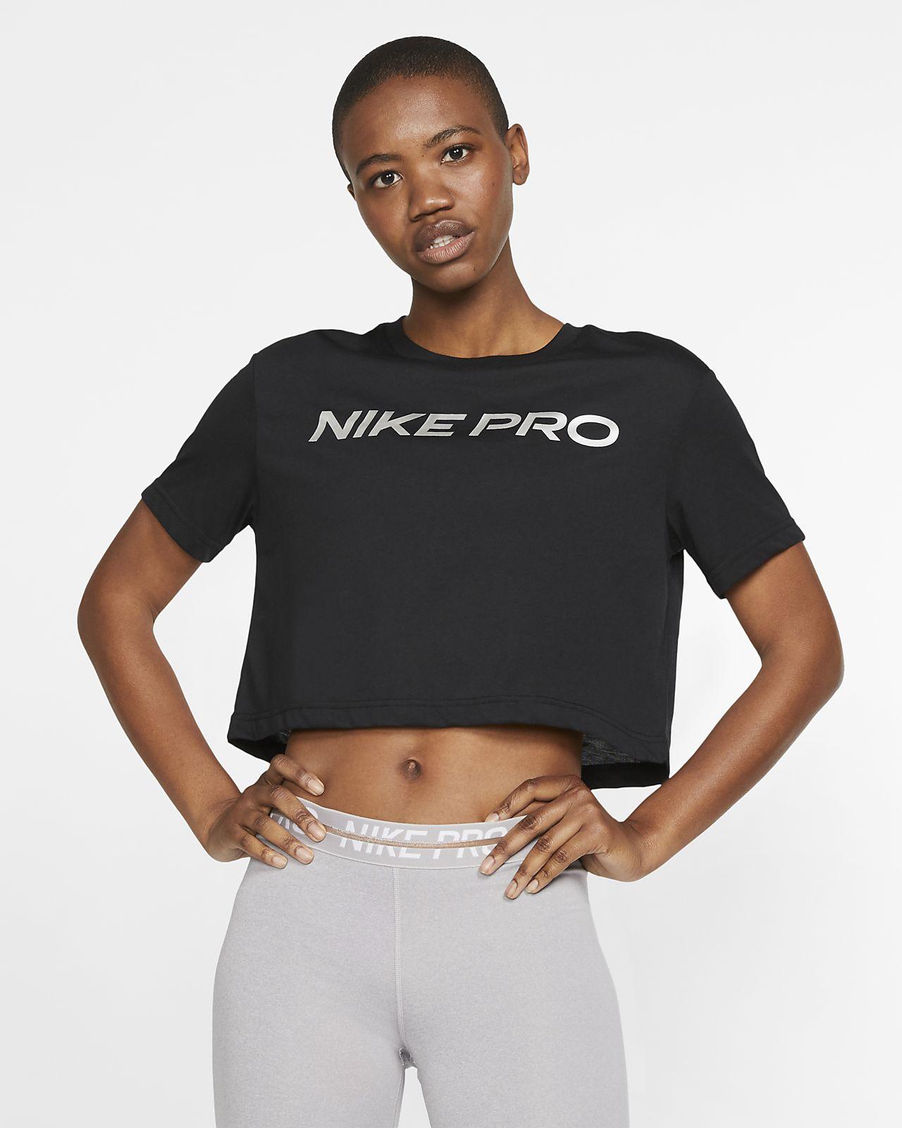 Tränings-t-shirt Nike Dri-FIT för kvinnor