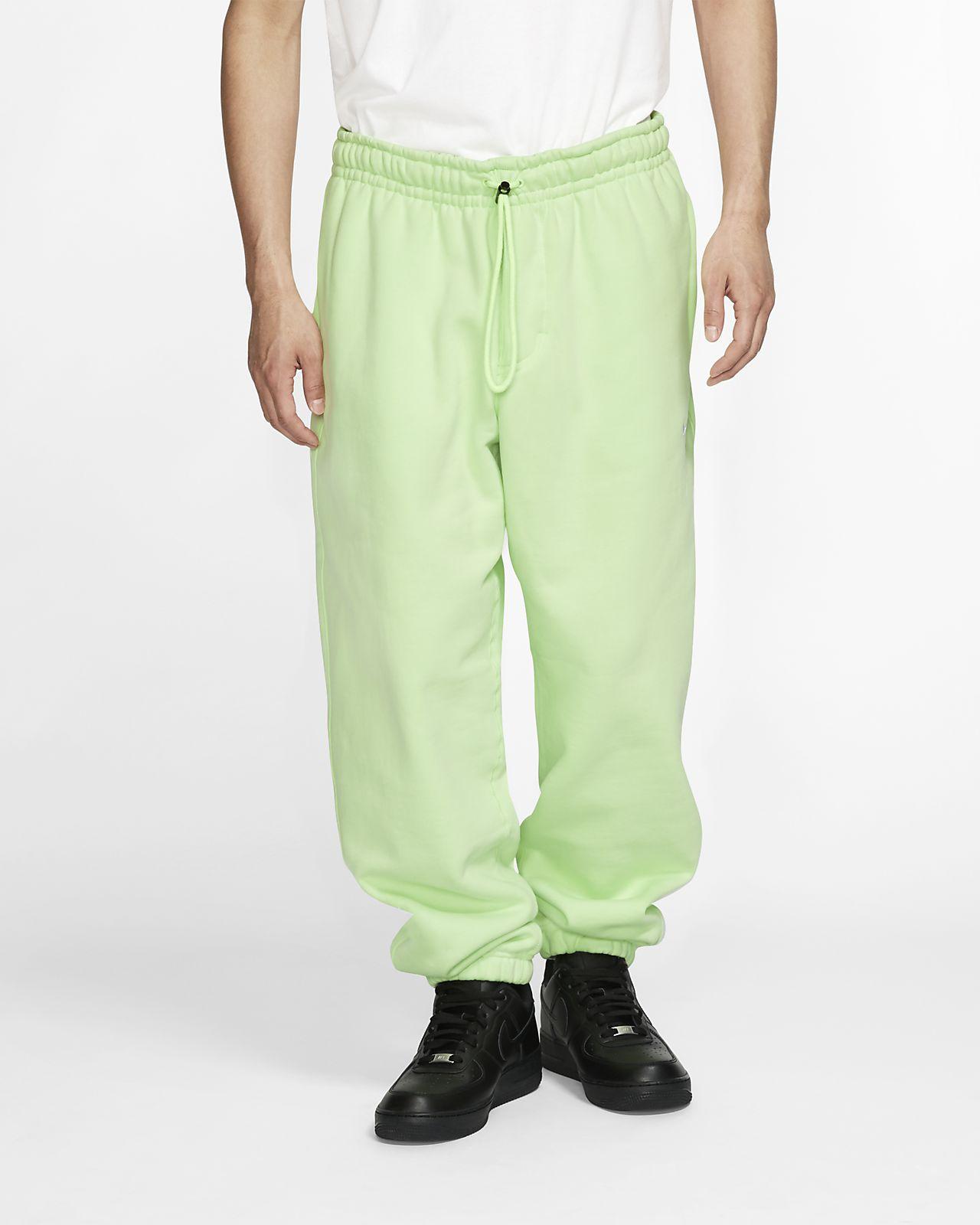 Pantaloni in fleece NikeLab Collection - Uomo