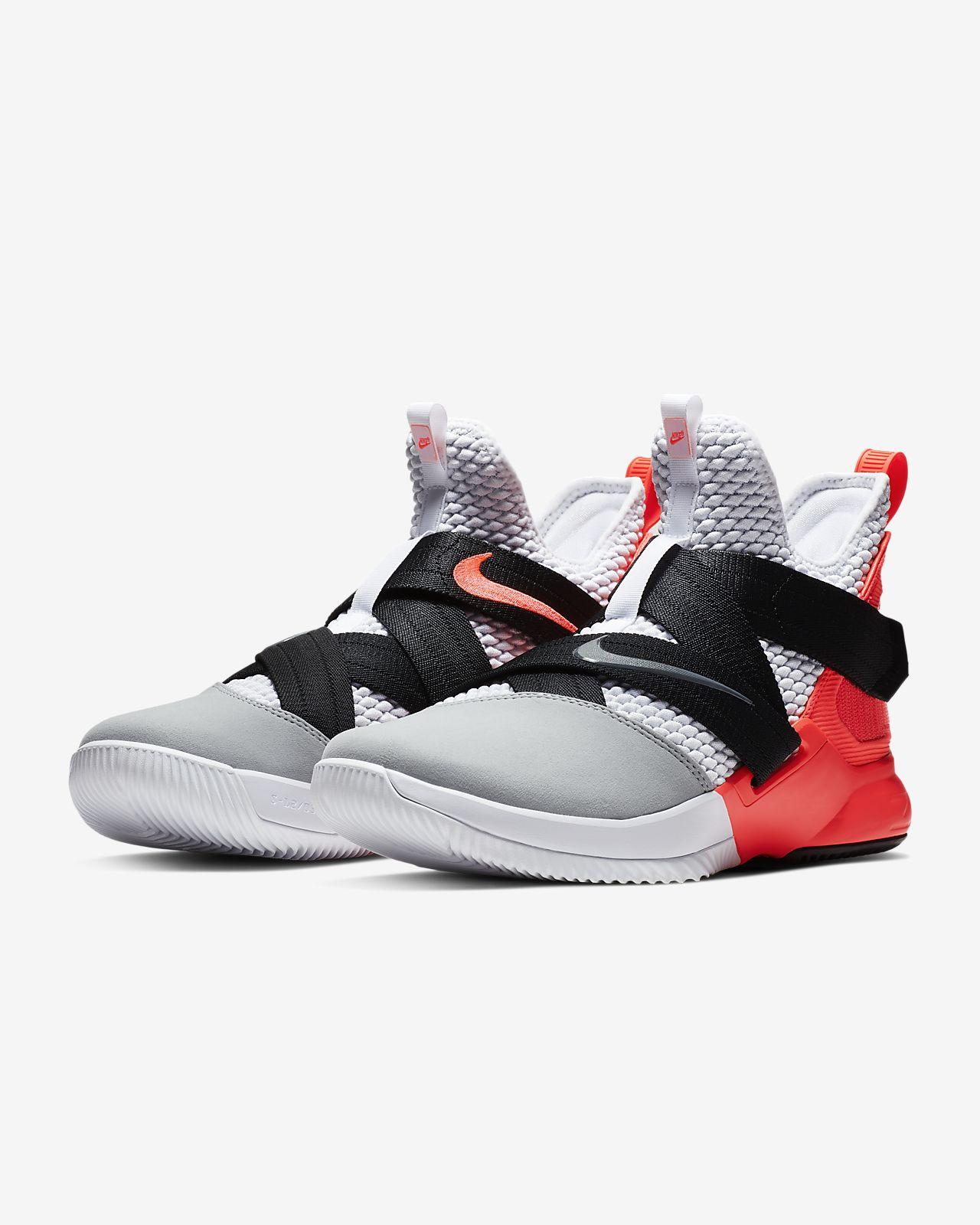 4ba3350544b39 LeBron Soldier 12 SFG Basketball Shoe. Nike.com CH