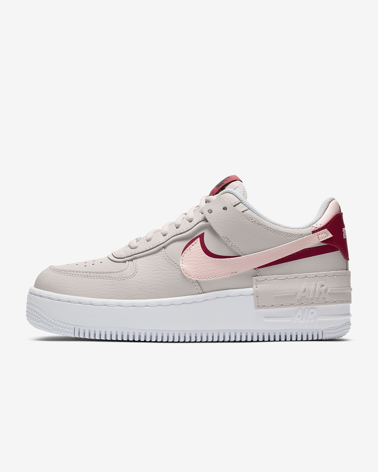 Nike Air Force 1 Shadow Sabatilles - Dona