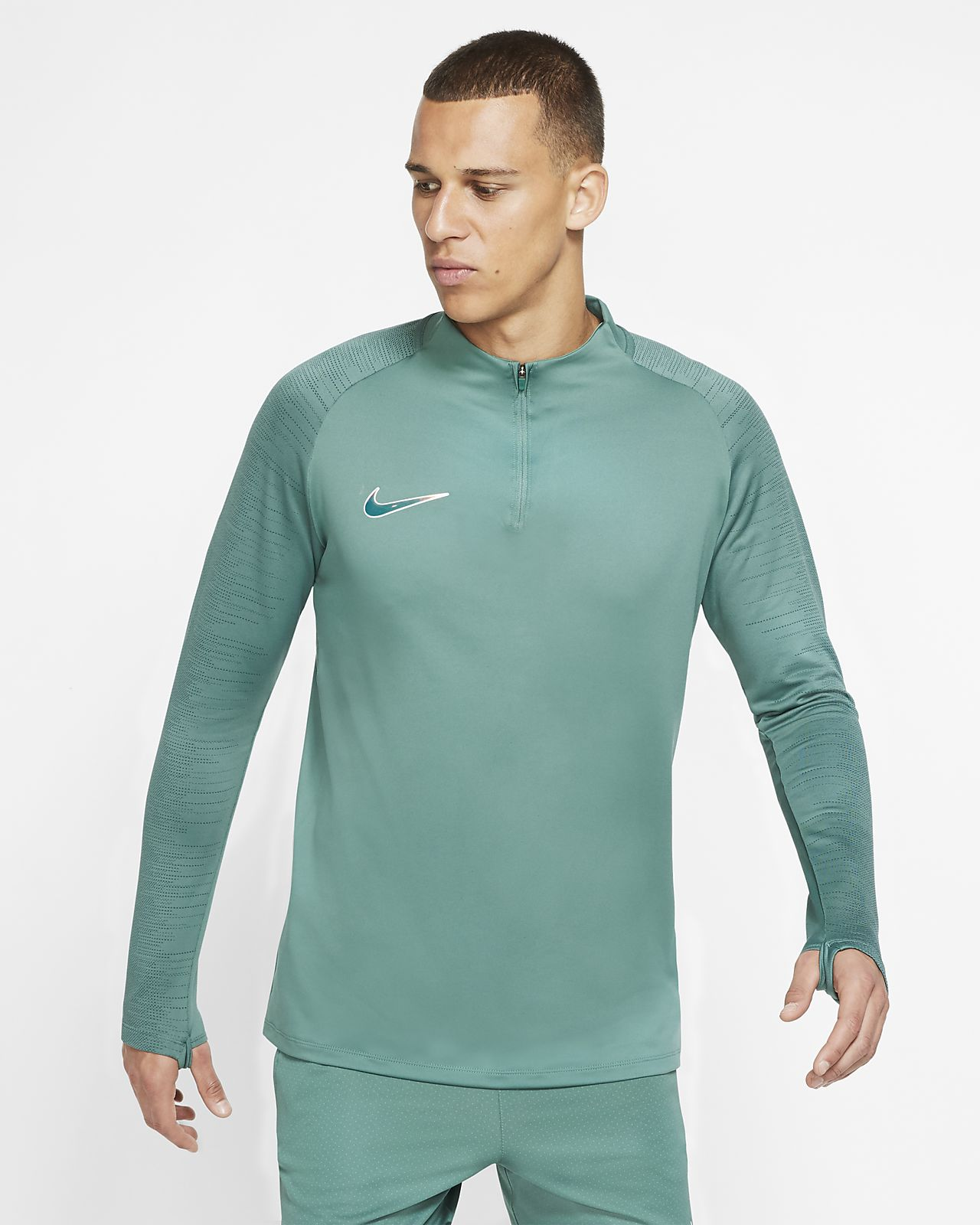 Camiseta de entrenamiento de fútbol para hombre Nike Dri-FIT Strike