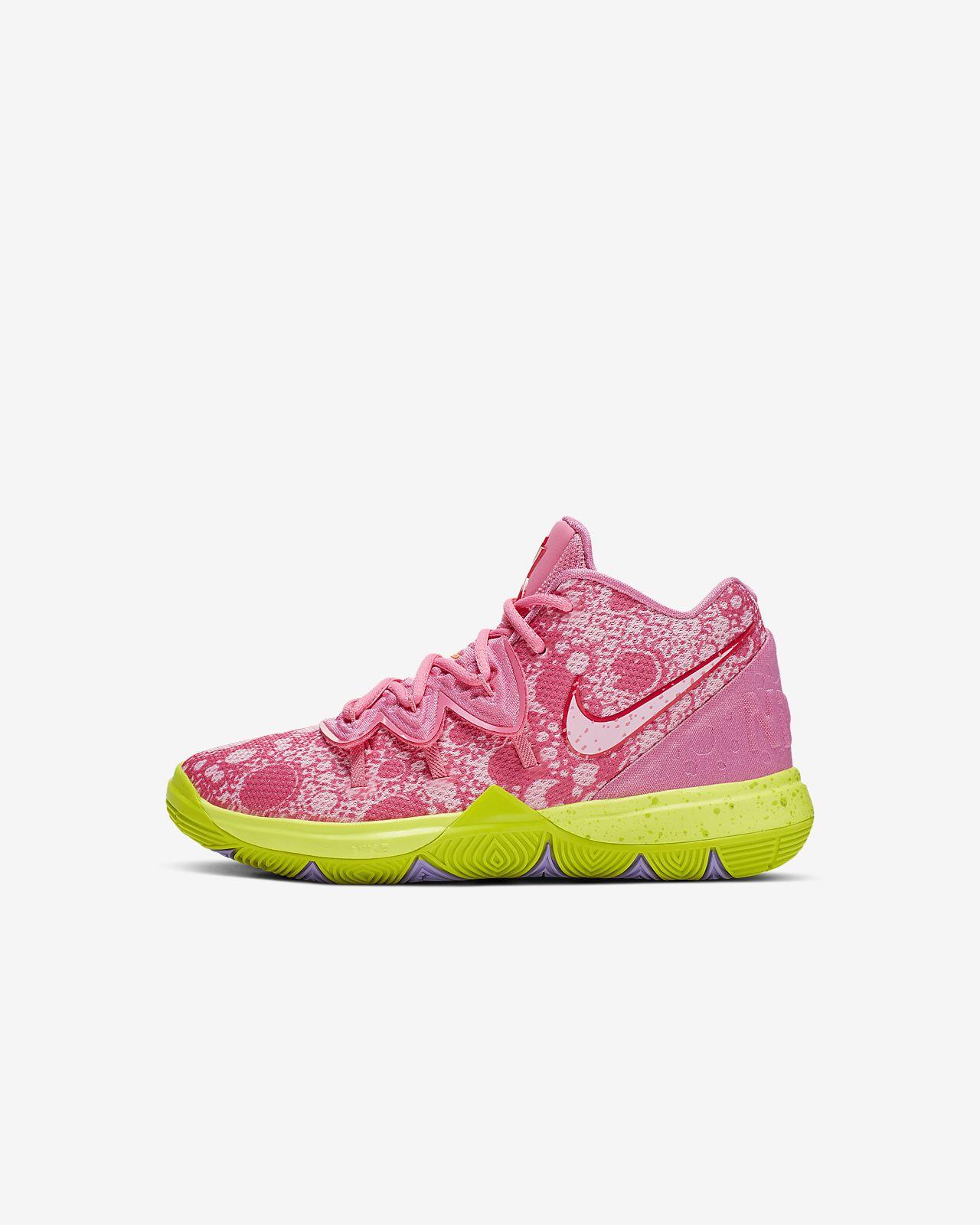SpongeBob Nike Kyrie Shoes Full Release Info |