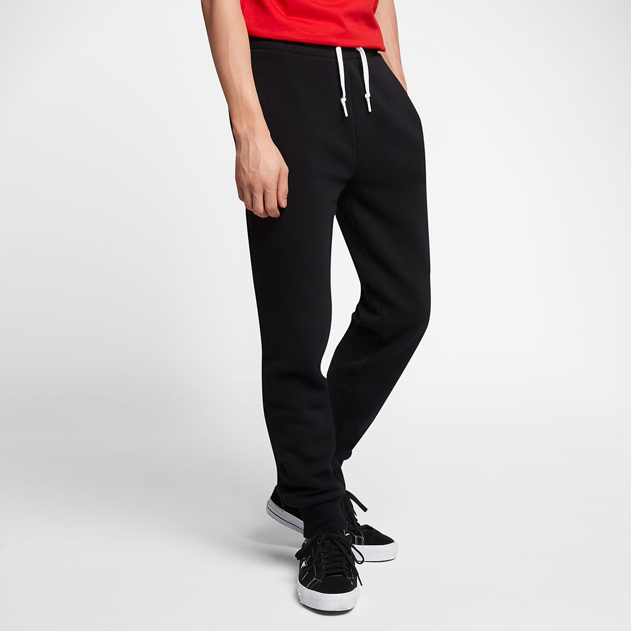converse patch joggers