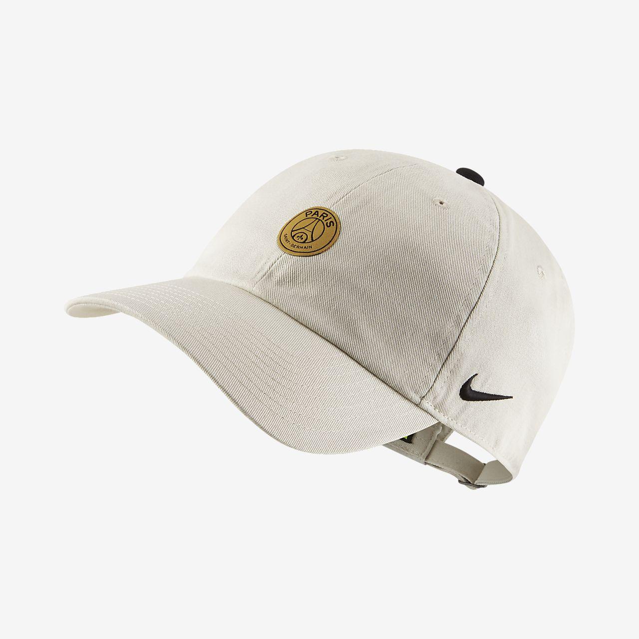 d17cd6371eb81 Paris Saint-Germain Heritage 86 Adjustable Hat. Nike.com DK