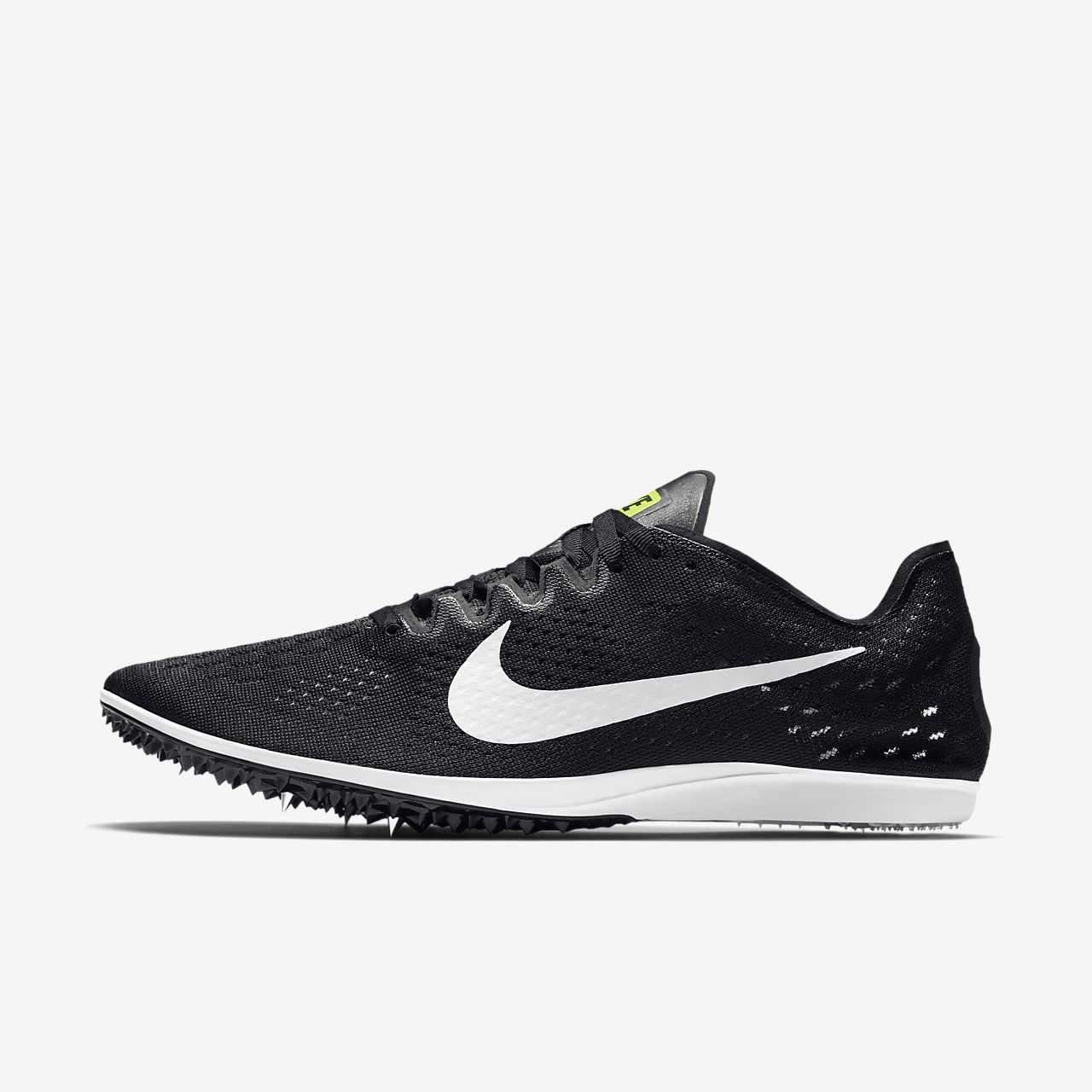 Nike Zoom Matumbo 3 (835995-017) Womens Running Shoes Black/White