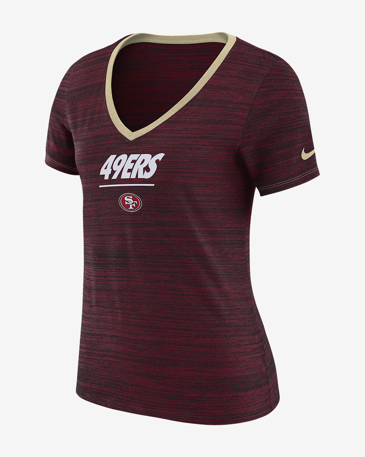ed5b1fb0080b Nike Dri-FIT Legend (NFL 49ers) Women s T-Shirt. Nike.com